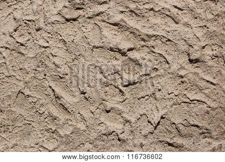 Beige Concrete Texture Background