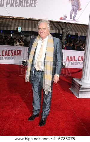 LOS ANGELES - FEB 1:  Clement von Franckenstein at the Hail, Caesar World Premiere at the Village Theater on February 1, 2016 in Westwood, CA