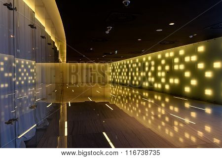 Interior Hall Modern Reflection Lights