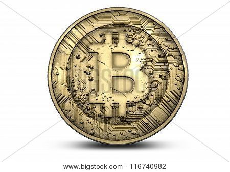 Bitcoin Physical