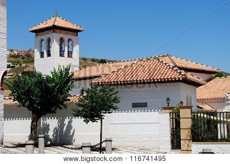 Islamic studies centre,Granada.
