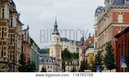 Town in Thuringia, Germany