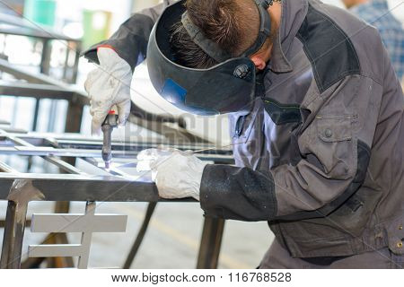 focused welder