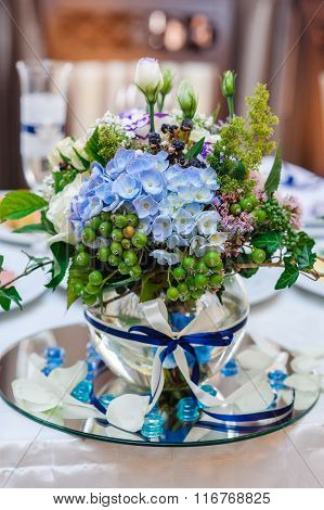 Table Decorations With Flowers