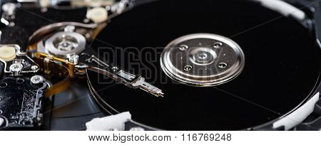 Open Hard Disk
