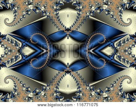 Fabulous Abstract Background. You Can Use It For Invitations, Notebook Covers, Phone Case