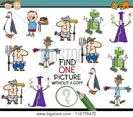 Educational Task For Preschoolers