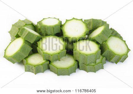 Sliced Angled Loofah