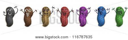 Happy GM peanuts