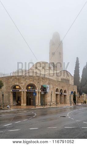 Ymca Three Arches Hotel In Jerusalem