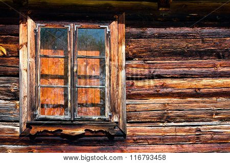 Country House Window