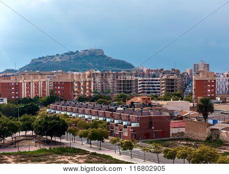 Alicante City Center. Costa Blanca. Spain