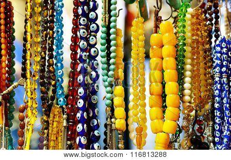 Muslim rosary beads