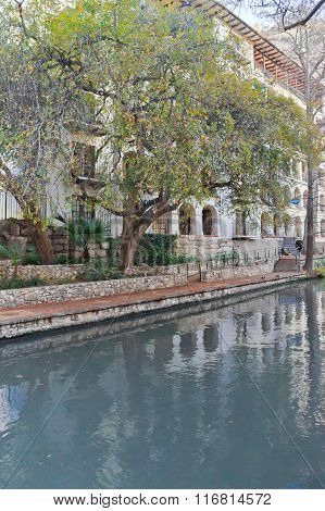 Riverwalk At San Antonio