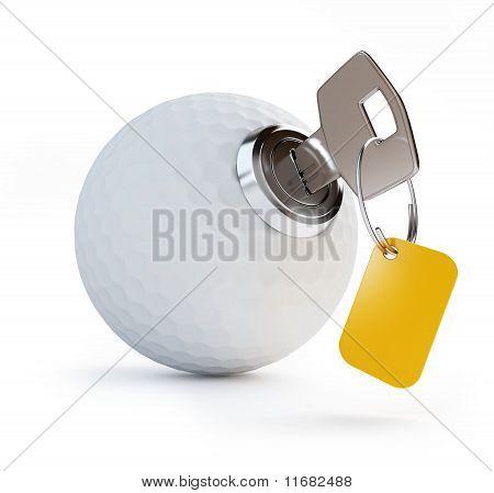 golf key