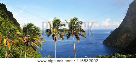 Piton's Bay