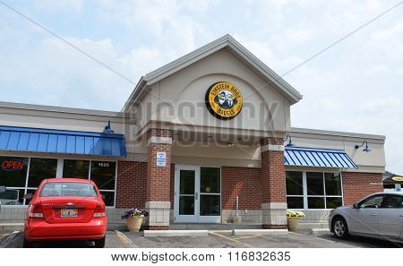 Einstein Bros. Bagels Store