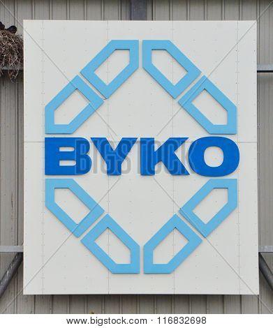 Byko Logo Selfoss