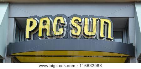 Pac Sun Store Logo