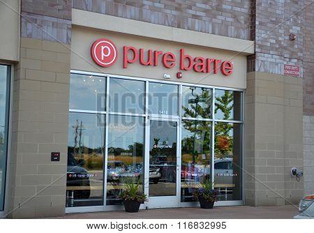 Pure Barre Store