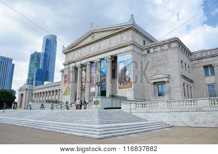 Chicago's Field Museum Of Natural History