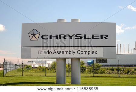 Toledo Chrysler Assembly Plant