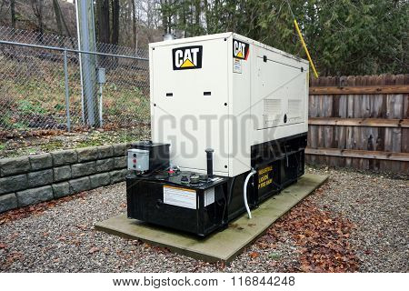 Michigan Cat Power System