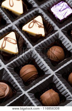 Box of chocolates box