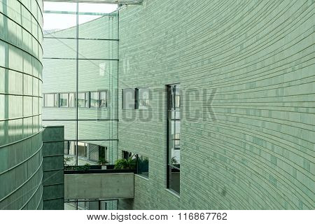 Modern office building - interior