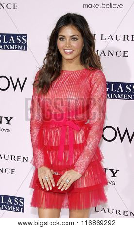 Jenna Dewan at the Los Angles Premiere of