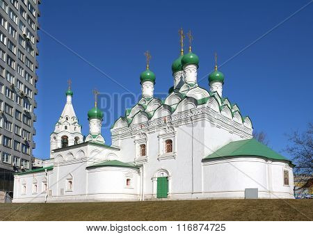 Moscow, Church of St. Simeon