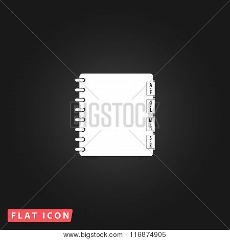organizer flat icon