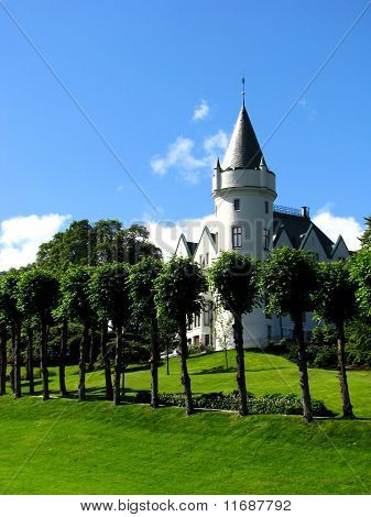 Gamlehaugen Castle Bergen Norway