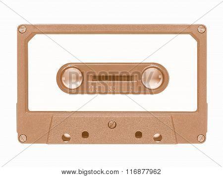 Tape Cassette Vintage