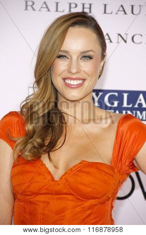 Jessica McNamee at the Los Angeles Premiere of