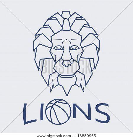 Lions sport team logo