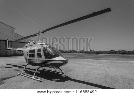 Helicopter Airport