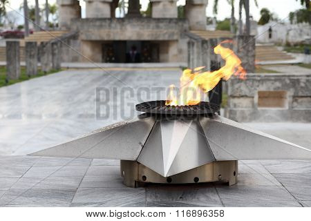 Santiago De Cuba Cemetery