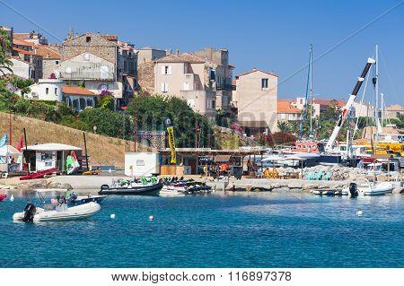 Propriano Resort Town, South Region Of Corsica