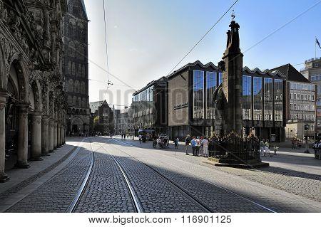 Market Square , Bremen, Germany