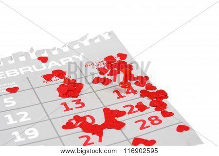 The Calendar Of February