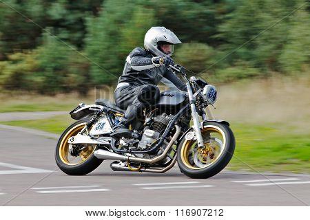 Weslake speedblur