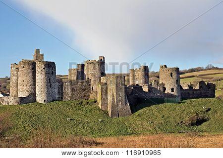 Welsh marchers castle