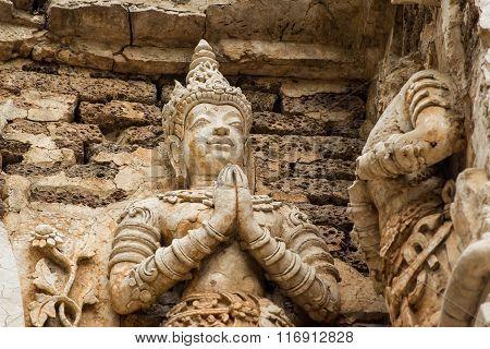 Thailand's ancient Buddha