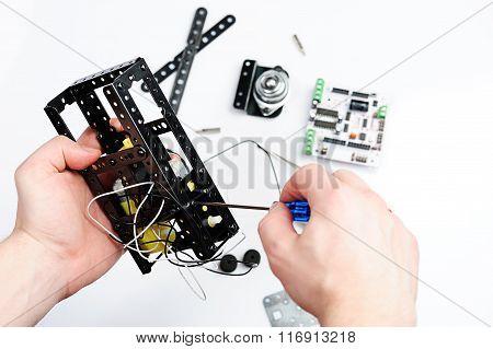 Making Robot Body