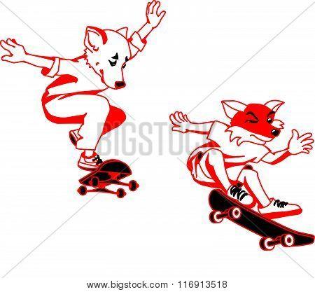 Skateboarding.eps