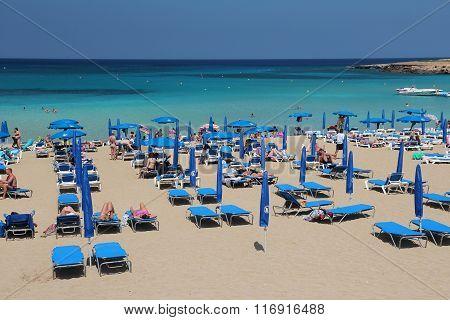 Cyprus Tourists
