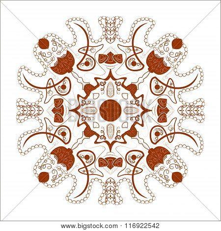 Beautiful Boho Mandala
