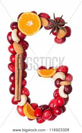 Fruit Letter G