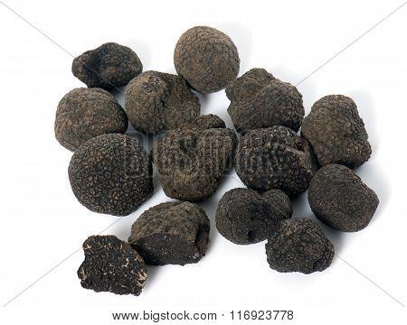 Delicious Black Truffles